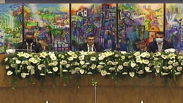 Sessão Constitutiva da Assembleia Legislativa da Região Autónoma dos Açores