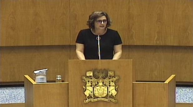 """Solidariedade Social - Apresentação e debate das Propostas de Decreto Legislativo Regional - """"Plano Anual Regional para 2020"""" e """"Orçamento da Região Autónoma dos Açores para 2020"""""""