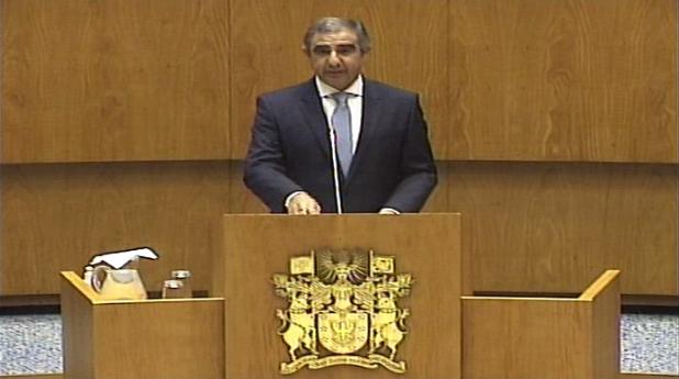 Apresentação e debate do Programa do XIII Governo da Região Autónoma dos Açores