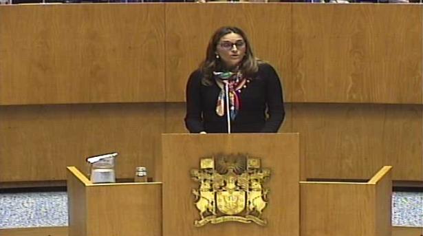 """Propostas de Decreto Legislativo Regional - """"Plano Anual Regional para 2020"""" e """"Orçamento da Região Autónoma dos Açores para 2020"""" - Solidariedade Social"""