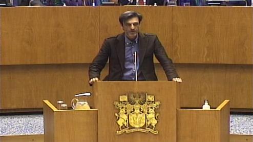 """Intervenção final do Deputado Pedro Neves do PAN - Propostas de Decreto Legislativo Regional - """"Orientações de médio prazo 2021/2024"""", """"Plano Anual Regional para 2021"""" e """"Orçamento da Região Autónoma dos Açores para 2021""""."""