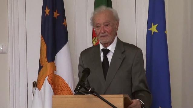 Comemorações dos 45 anos de Autonomia - Inauguração da Biblioteca Álvaro Monjardino