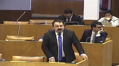 Sessão de perguntas ao Governo Regional com resposta oral, apresentadas pela Representação Parlamentar do PPM