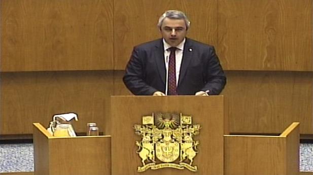 Intervenção final do Deputado Pedro do Nascimento Cabral do PSD - Programa do XIII Governo da Região Autónoma dos Açores