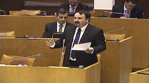 A Assembleia Legislativa da Região Autónoma dos Açores recomenda à Assembleia da República que, em sede de revisão constitucional, suprima o n.º 4 do artigo 51.º da Constituição da República Portuguesa, de forma a eliminar a norma constitucional que proíbe a criação de partidos regionais