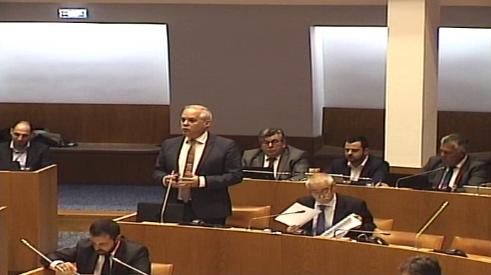 Pronúncia por iniciativa própria da Assembleia Legislativa da Região Autónoma dos Açores na defesa intransigente dos interesses e direitos da Região Autónoma dos Açores no âmbito da Proposta de Orçamento Plurianual da União Europeia para o período 2021-2027