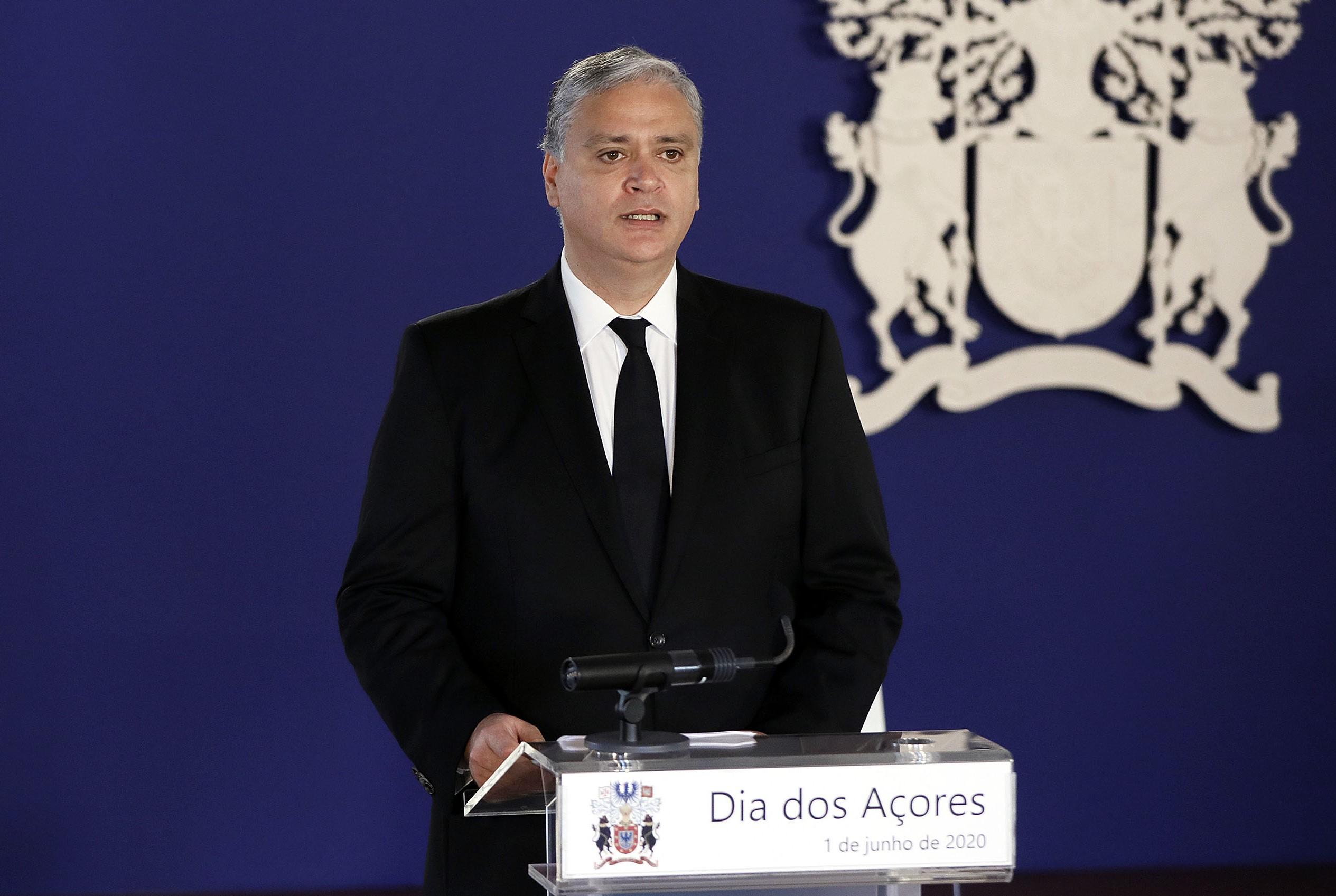 Cerimónia Evocativa do Dia da Região 2020 - Discurso de Sua Excelência o Presidente do Governo Regional dos Açores