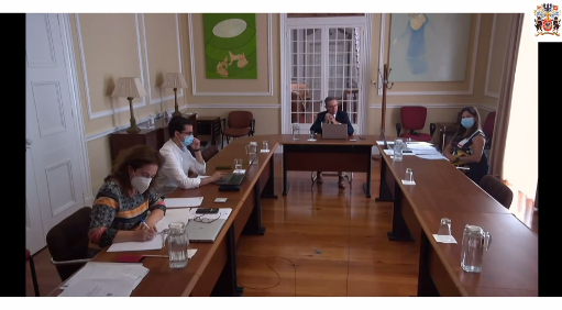 """Audição da Escola Superior de Enfermagem - Projeto de Decreto Legislativo Regional n.º 30 XII (PS) - """"Cria o apoio regional à frequência de estágios curriculares""""."""