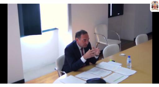 Audição do Secretário Regional da Agricultura e do Desenvolvimento Rural: Projeto de Resolução n.º 44/XII (PS) - Recomenda ao Governo dos Açores a adoção de medidas para o relançamento económico do setor do leite e laticínios e Projeto de Resolução n.º 57/XII (PSD) - Investimento e capacitação para uma agricultura sustentável.