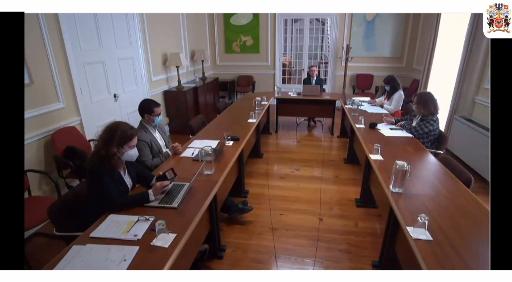 Emissão de parecer e relatório - Petição n.º 1/XII – Pela realização de obras que melhorem as condições da Escola Luísa Constantina.