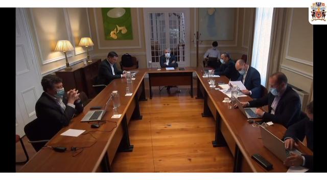 Audição da Lactaçores - Projeto de Resolução n.º 44/XII (PS) - Recomenda ao Go-verno dos Açores a adoção de medidas para o relançamento económico do setor do leite e laticínios.
