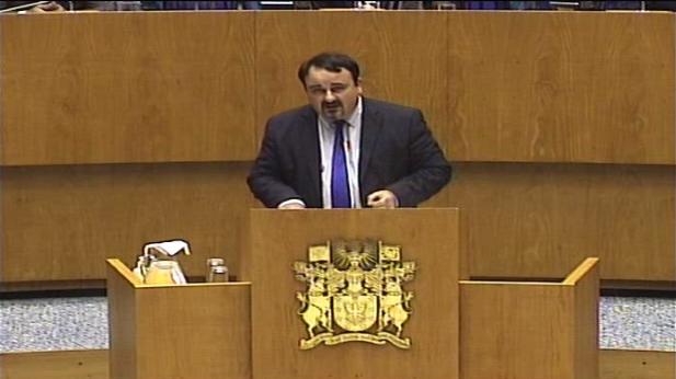 Intervenção final do Deputado Paulo Estevão do PPM - Programa do XIII Governo da Região Autónoma dos Açores