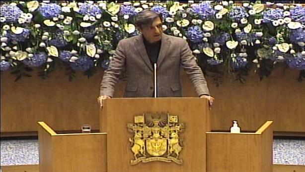 Sessão Solene Evocativa dos 45 anos da Autonomia dos Açores