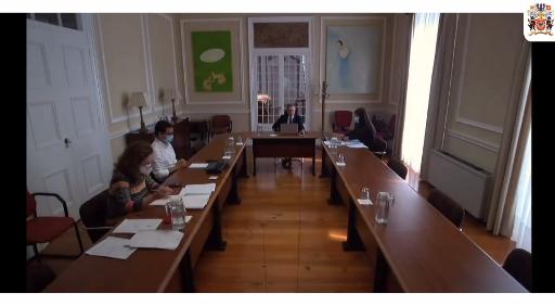 """Deliberação de diligências - Proposta de Decreto Legislativo Regional n.º 11/XII - """"Adapta à Região Autónoma dos Açores o Decreto-Lei n.º 54-A/2021, de 25 de junho""""."""