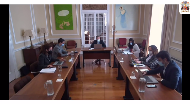 Deliberação de diligências - Petição n.º 1/XII - Pela realização de obras que melhorem as condições da Escola Luísa Constantina