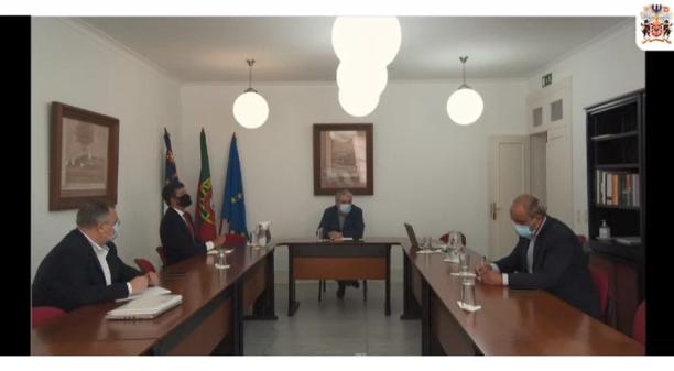 Audição do Capitão-Tenente Rui Filipe da Silva Pereira da Terra, no âmbito do requerimento do Governo Regional a indigitar o mesmo para a Presidênca do Conselho de Administração da Empresa Portos dos Açores, S. A.